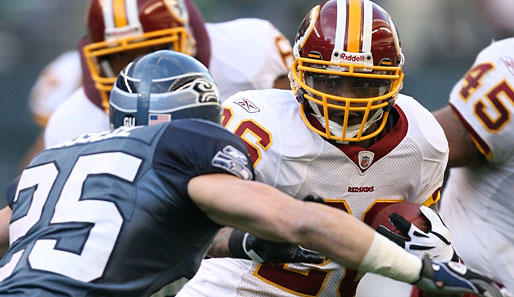 Seattle Seahawks - Washington Redskins 17:20