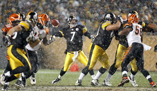 Pittsburgh Steelers - Cincinnati Bengals 27:10