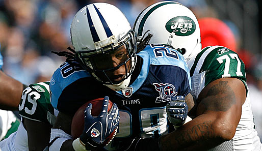 Tennessee Titans - New York Jets 13:34