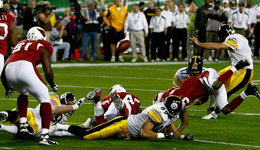 Super Bowl, Arizona Cardinals, Pittsburgh Steelers
