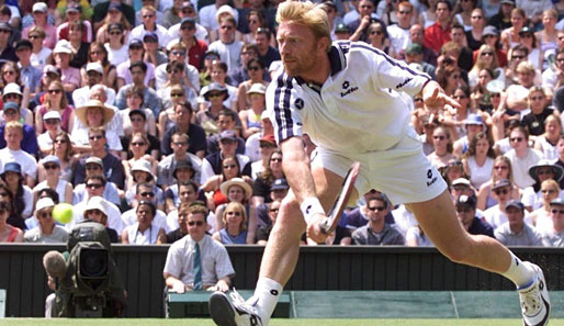 Boris Becker: 6 Grand-Slam-Titel