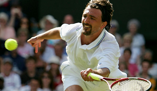 Goran Ivanisevic: 1 Grand-Slam-Titel (Wimbledon 2001)
