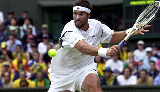 Patrick Rafter: 2 Grand-Slam-Titel (US Open 1997+1998)