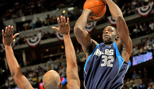 Brandon Bass wechselt von den Dallas Mavericks zu den Orlando Magic, wo ihm ein Platz in der Starting 5 winkt