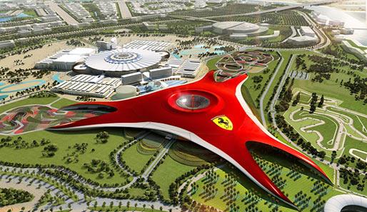 ferrari world: freizeitpark der superlative - seite 10 - sport