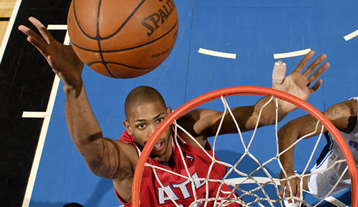 Al Horford (Atlanta Hawks), Center, 1. Nominierung. Saison-Stats: 13,4 Punkte, 9,4 Rebounds, 1,2 Blocks