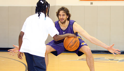 Pau Gasol (Los Angeles Lakers), Forward, 3. Nominierung. Saison-Stats: 17,2 Punkte, 11,2 Rebounds, 1,8 Blocks