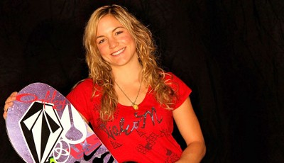 Elena Hight (USA) - Snowboard