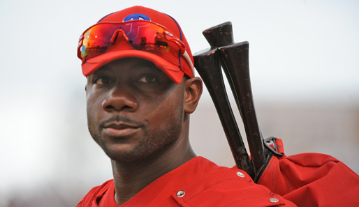 Die meisten NL-Homeruns in 2006 & 2008, zweimaliger All-Star, World-Series-Champion 2008 und eine Institution bei den Philadelphia Phillies: Ryan Howard, First Baseman