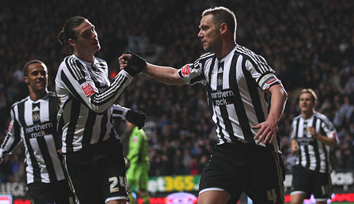 Platz 20: Newcastle United.