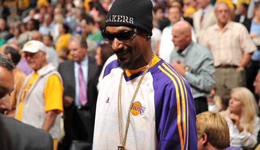 Snoop Dogg. Nuff said.