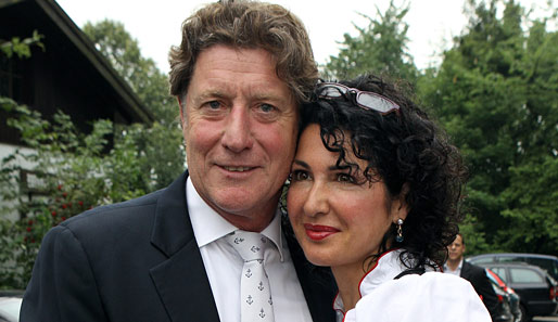 Toni Schumacher Ehefrau