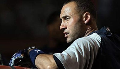 Shortstop - Derek Jeter (New York Yankees), 11. All-Star-Nominierung