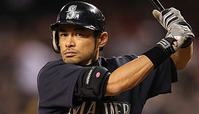 Right Fielder - Ichiro Suzuki (Seattle Mariners), 10. All-Star-Nominierung