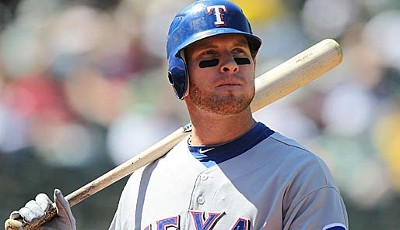 Center Fielder - Josh Hamilton (Texas Rangers), 3. All-Star-Nominierung
