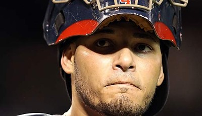 NATIONAL LEAGUE: Catcher - Yadier Molina (St. Louis Cardinals), 2. All-Star Nominierung