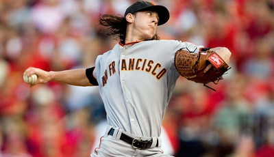 Tim Lincecum, San Francisco Giants, Starting Pitcher