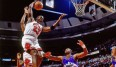 PLATZ 3: Michael Jordan - 32.292 Punkte in 1072 Spielen - Chicago Bulls, Washington Wizards