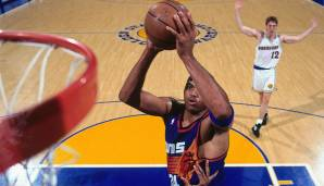 PLATZ 25: Charles Barkley (1984-2000) - 23.757 Punkte in 1074 Spielen - Philadelphia 76ers, Phoenix Suns, Houston Rockets