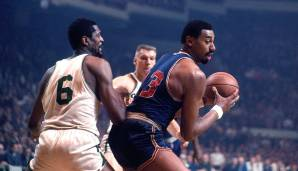 PLATZ 5: Wilt Chamberlain (1959-1973) - 31.419 Punkte in 1045 Spielen - Philadelphia/San Francisco Warriors, Philadelphia 76ers, L.A. Lakers