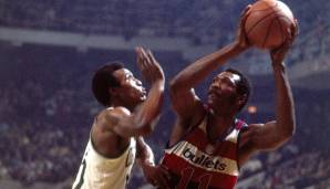 PLATZ 9: Elvin Hayes (1968-1984) - 27.313 Punkte in 1303 Spielen - San Diego Rockets, Baltimore/Washington Bullets, Houston Rockets