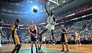 PLATZ 14: Kevin Garnett - 25.626 Punkte in 1377 Spielen - Minnesota Timberwolves, Boston Celtics, Brooklyn Nets (Stand 19.08.2014)