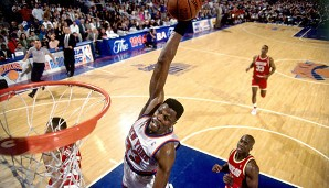 PLATZ 20: Patrick Ewing - 24.815 Punkte in 1183 Spielen - New York Knicks, Seattle SuperSonics, Orlando Magic
