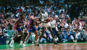 PLATZ 24: Robert Parish - 23.334 Punkte in 1611 Spielen - Golden State Warriors, Boston Celtics, Charlotte Hornets, Chicago Bulls