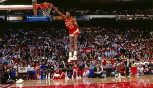 PLATZ 13: Dominique Wilkins (1982-1997) - 26.668 Punkte in 1074 Spielen - Atlanta Hawks, L.A. Clippers, Boston Celtics, San Antonio Spurs, Orlando Magic