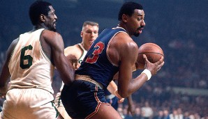 PLATZ 5: Wilt Chamberlain - 31.419 Punkte in 1045 Spielen - Philadelphia/San Francisco Warriors, Philadelphia 76ers, L.A. Lakers