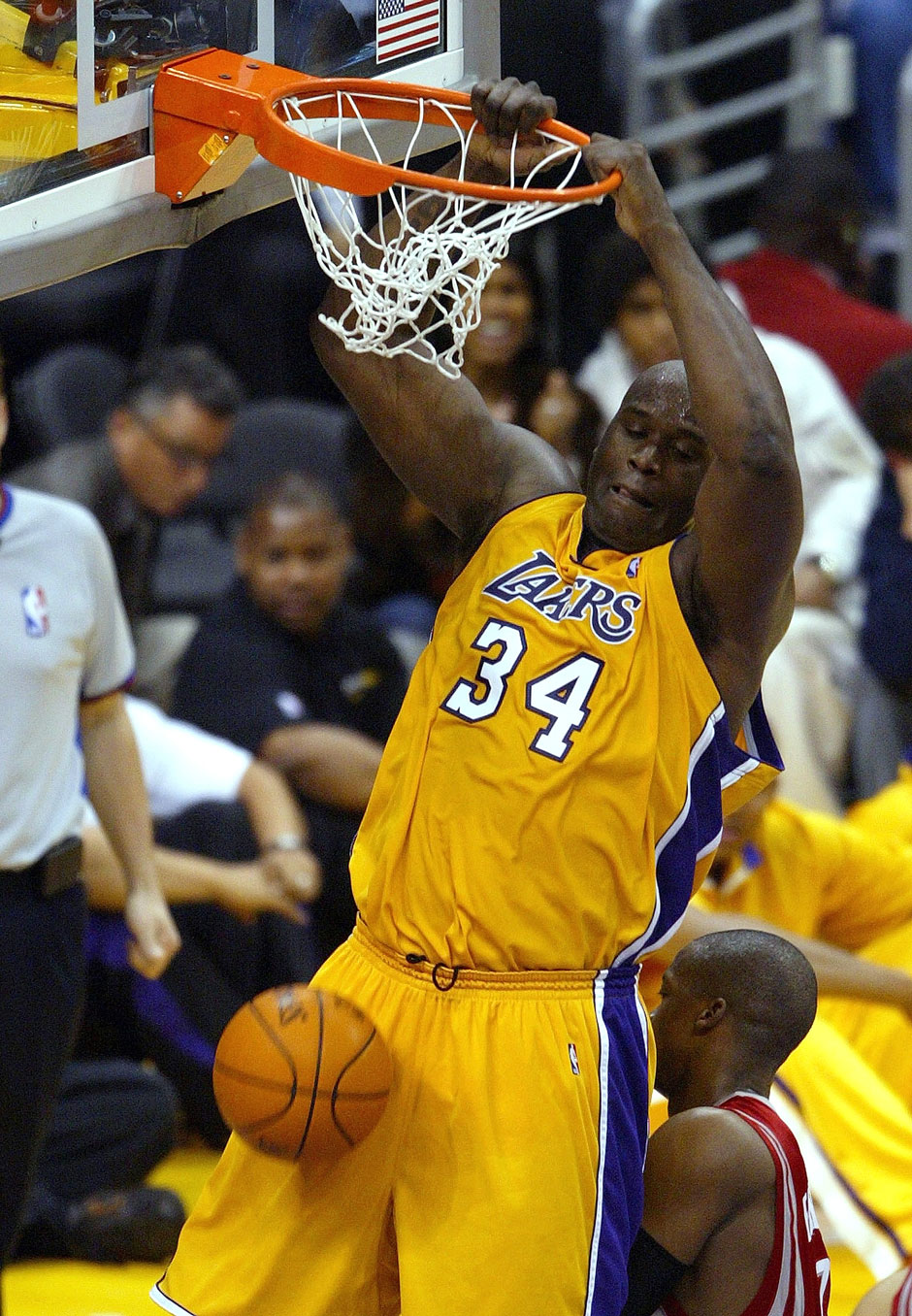 PLATZ 7: Shaquille O'Neal - 28.596 Punkte in 1207 Spielen - Orlando Magic, L.A. Lakers, Miami Heat, Phoenix Suns, Cleveland Cavaliers, Boston Celtics