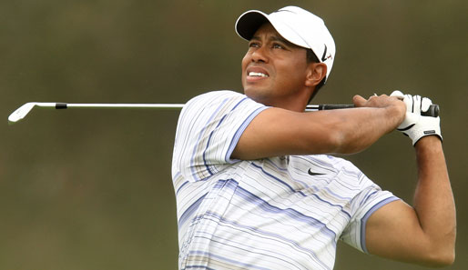 1. Platz: Tiger Woods (USA), Golf: 69 Mio. Euro