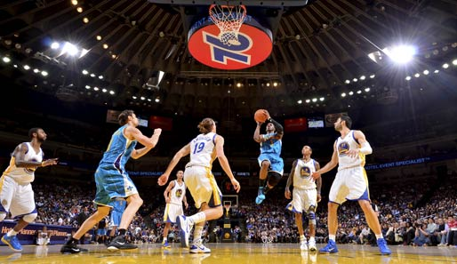 Chris Paul: Point Guard, New Orleans Hornets (viertes Allstar-Game)