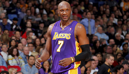 Lamar Odom (Los Angeles Lakers, Forward): 14,4 Punkte und 8,7 Rebounds pro Spiel