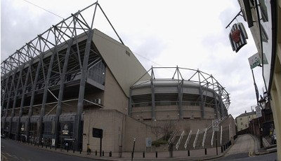 Platz 14: Newcastle United zog 47.720 Zuschauer im Schnitt in den St.James Park