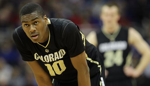 12. Utah Jazz: Alec Burks (SG, Colorado)
