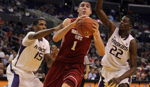 11. Golden State Warriors: Klay Thompson (SG, Washington State)
