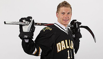 14. Dallas Stars: Jamieson Oleksiak (D, Northeastern)