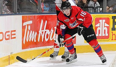 5. New York Islanders: Ryan Strome (C, Niagara)