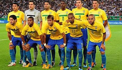 Brasilien Kader 2006