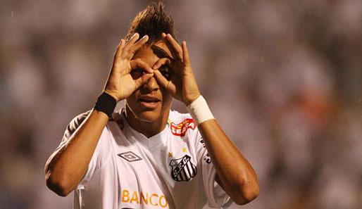 die besten tore von neymar