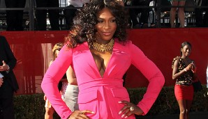 Platz 6: Serena Williams (Tennis), 10,5 Millionen Dollar