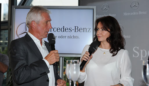 Mercedes-Benz Sportpresse Club in Gelsenkirchen