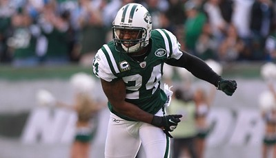 AFC-Cornerback: Darrelle Revis (New York Jets)