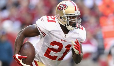 NFC-Running-Back: Frank Gore (San Francisco 49ers)