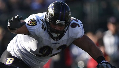 AFC-Defensive-Tackle: Haloti Ngata (Baltimore Ravens)