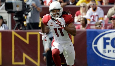 NFC-Wide-Receiver: Larry Fitzgerald (Arizona Cardinals)