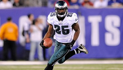 NFC-Running Back: LeSean McCoy (Philadelphia Eagles)