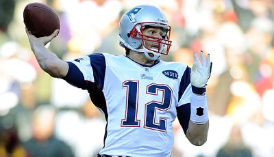 AFC-Quarterback: Tom Brady (New England Patriots)