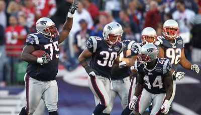 AFC-Defensive-Tackle: Vince Wilfork (l.) (New England Patriots)